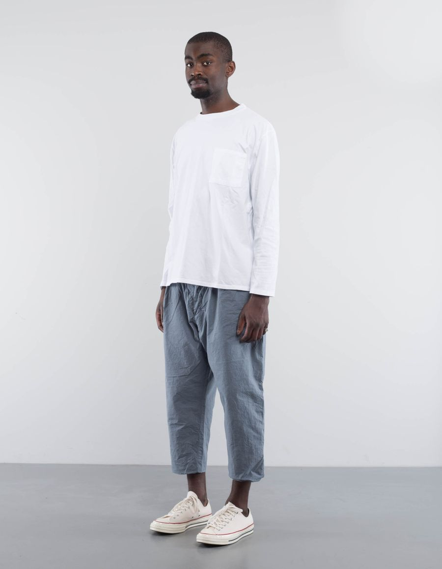 Casey Casey Basic Double Long Cotton Pants