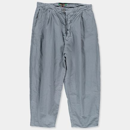 Basic Double Long Cotton Pants