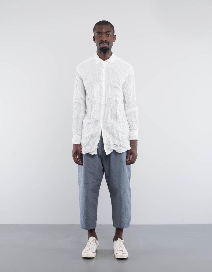 Casey Casey Paper Cotton Big Shirt