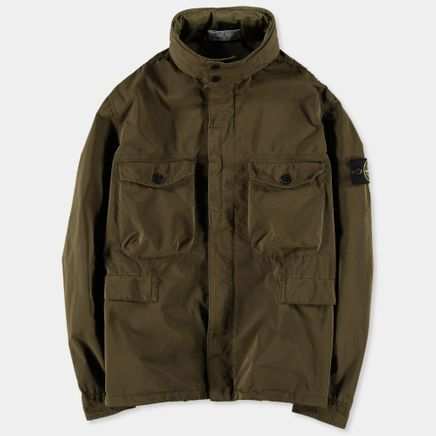 681541851 V0054 David Tela Light-TC Army Jacket