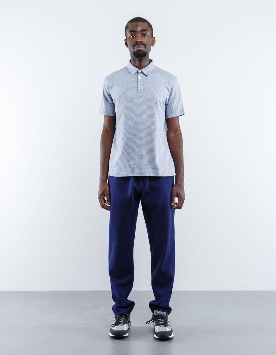 Harris Wharf London Cotton Polo S/S Shirt