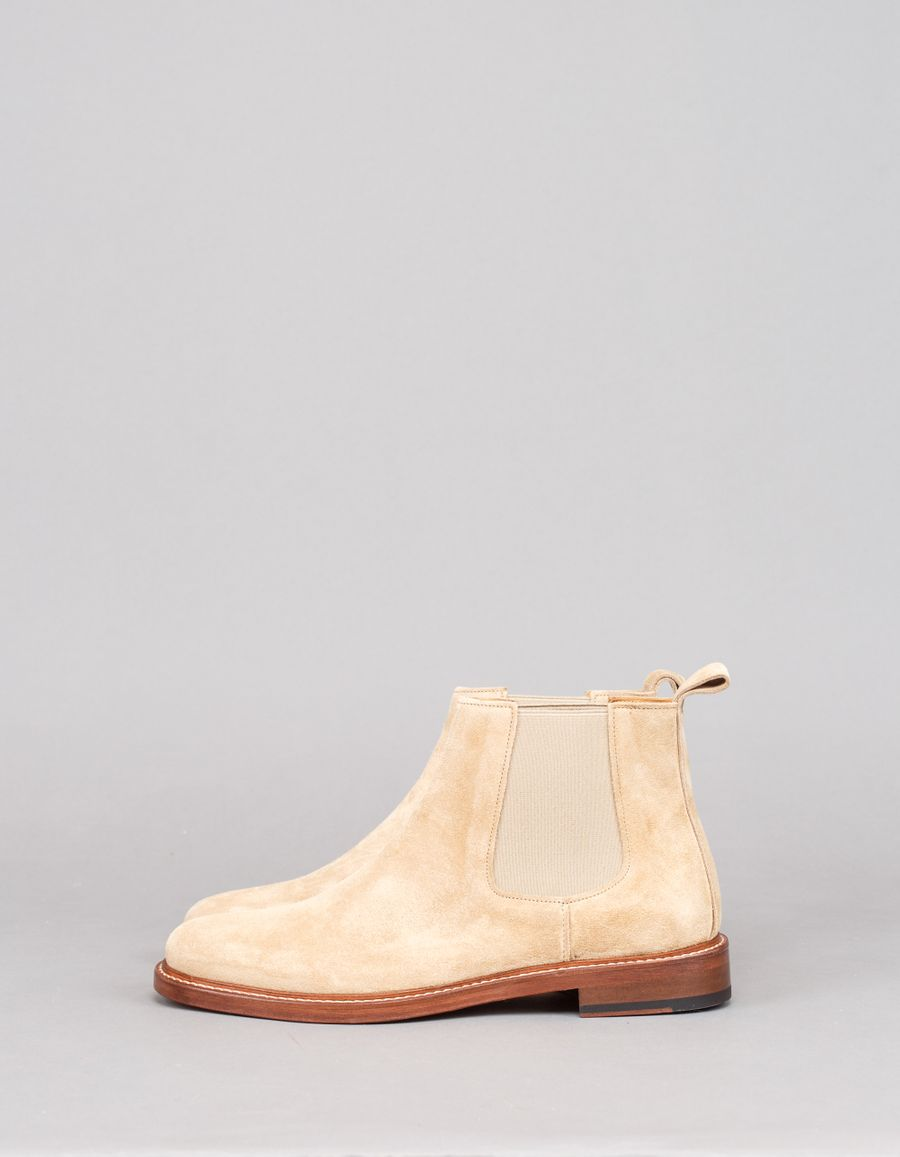 A.P.C. Ethan Suede Boots