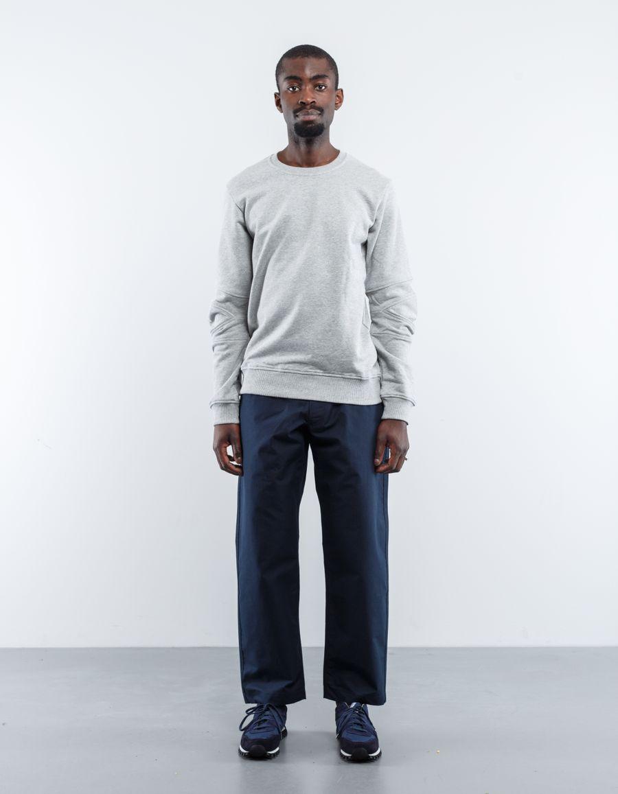 Comme des Garçons SHIRT Elbow Detail Sweatshirt