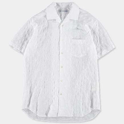 S/S Structure Dot Shirt