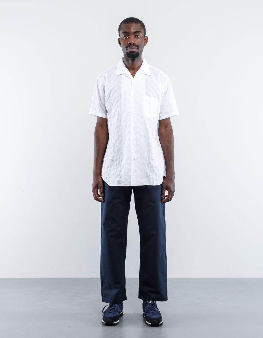 Comme des Garçons SHIRT S/S Structure Dot Shirt