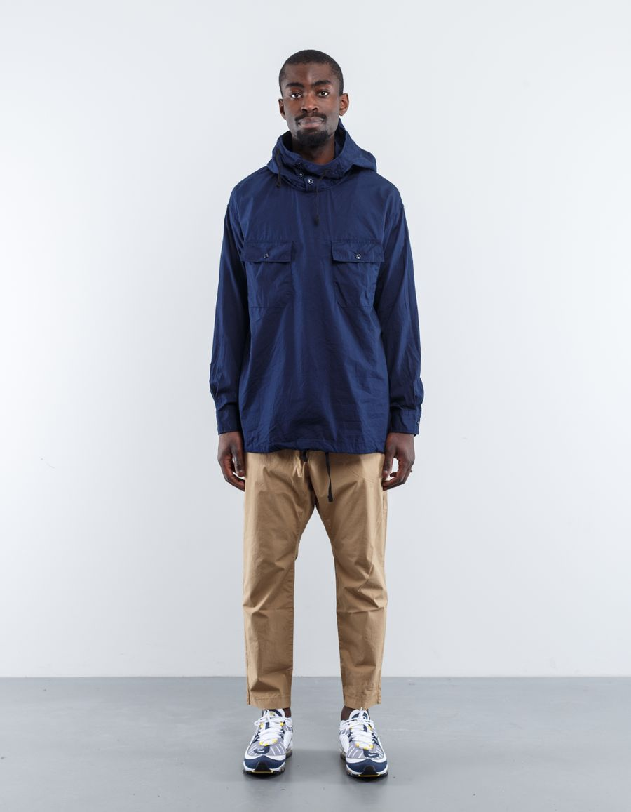 Engineered Garments  Cagoule Shirt Superfine Poplin