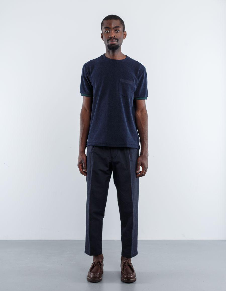 The Gigi  Terry Cloth T-Shirt