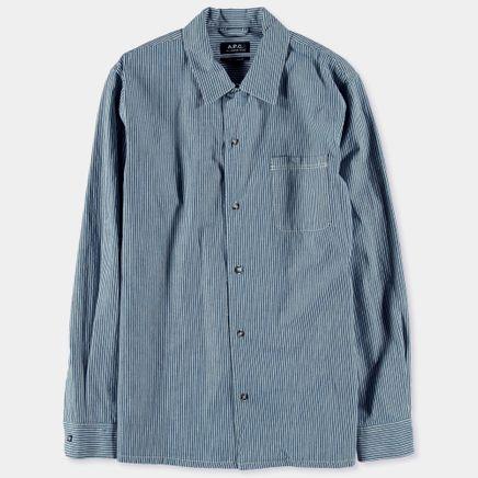 Luca Stripe Overshirt