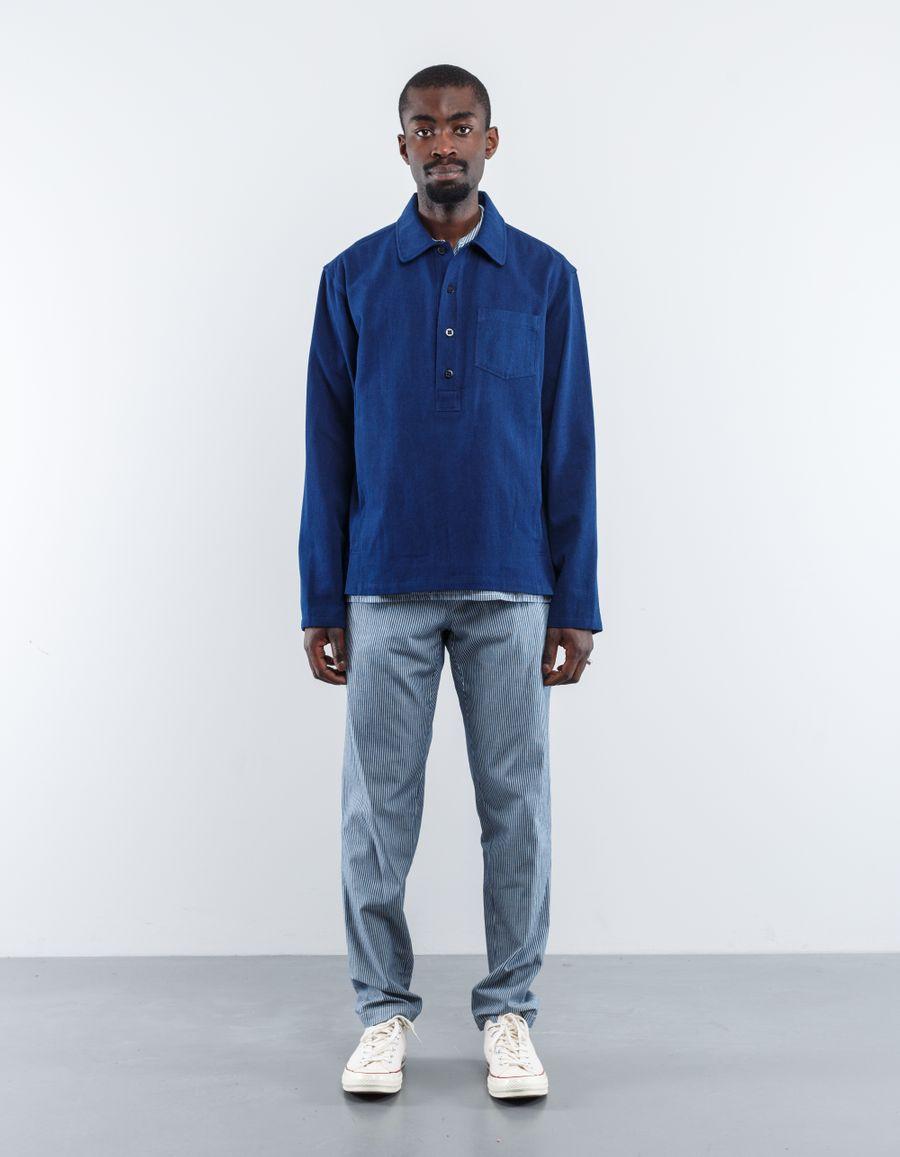A.P.C. Haddock Popover Shirt