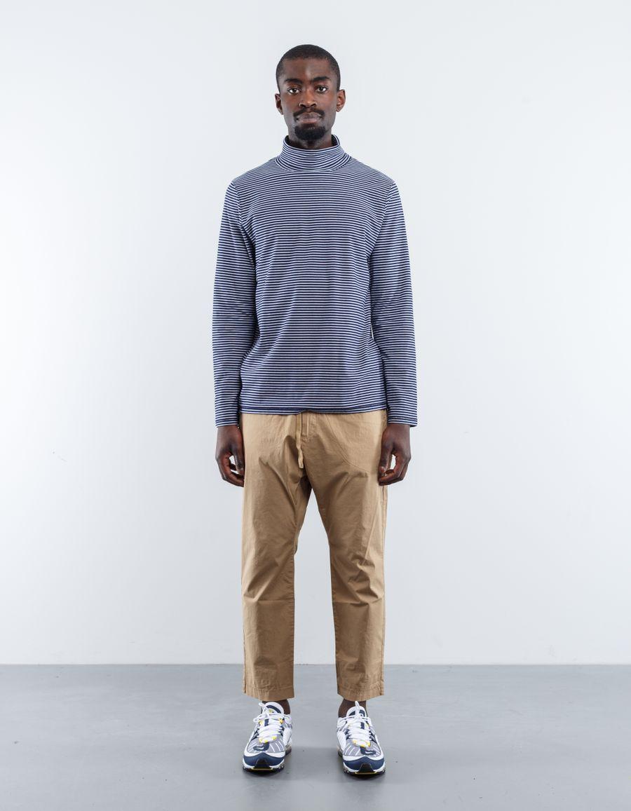 A.P.C. Cyril Stripe High Neck T-Shirt