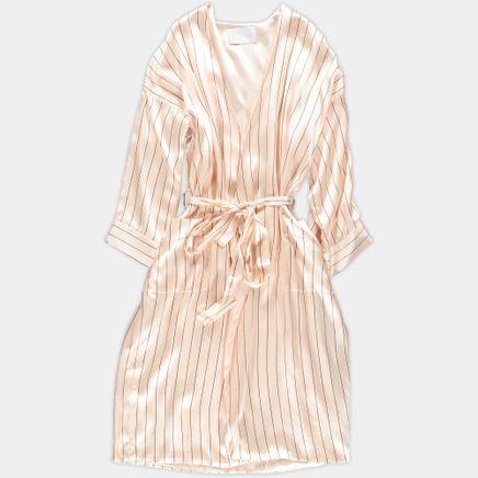Silk Satin Robe