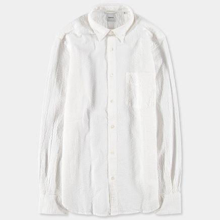 Ridotta II Seersucker Shirt