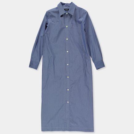 Robe Mille Long Shirt Dress
