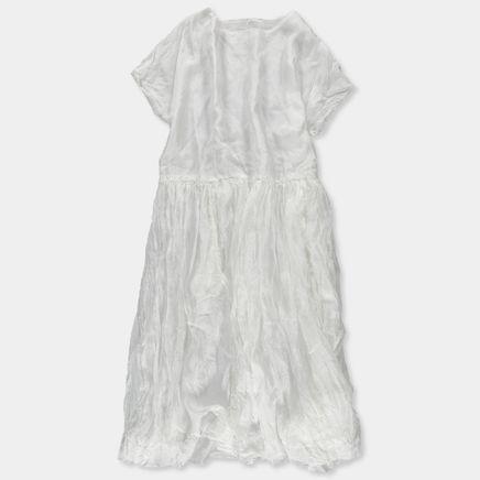 Pasha Rouche Dress HabotaiSilk