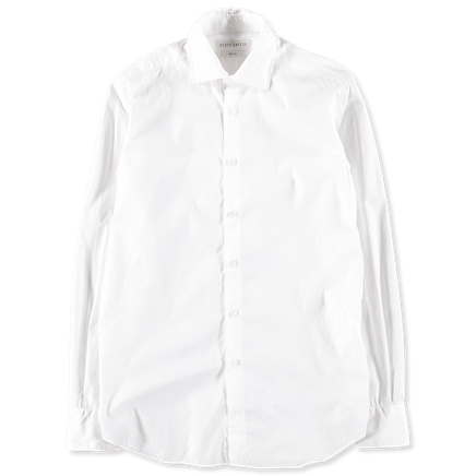 Washed Classic Poplin Shirt