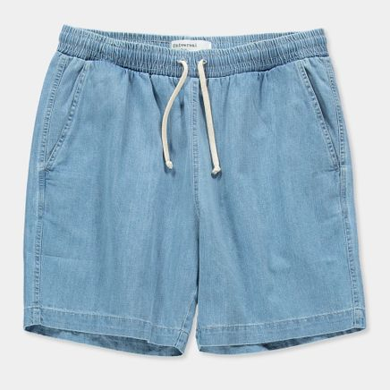 Summer Denim Beach Shorts