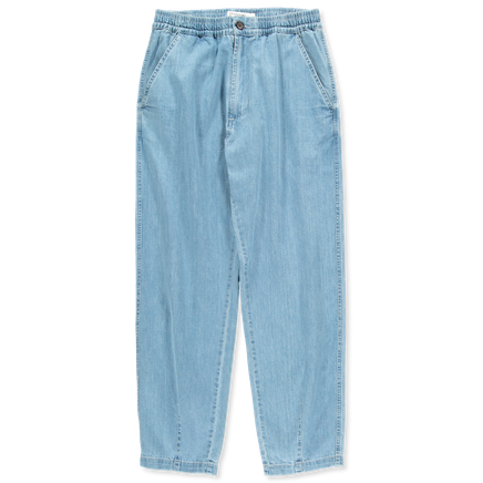 Summer Denim Track Trousers