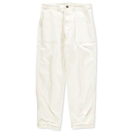 Natural Twill Fatigue Pant