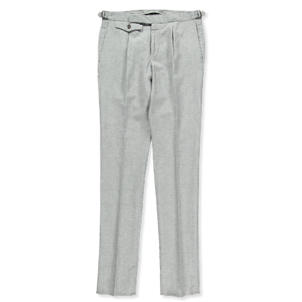 Ice Wool/Linen Travel Pant