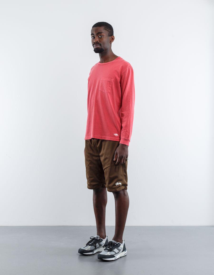 Stüssy Reversible Paisley Shorts