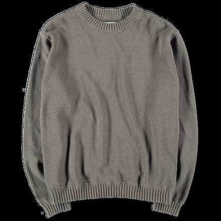 MHL Army Cot/Lin Sweatshirt