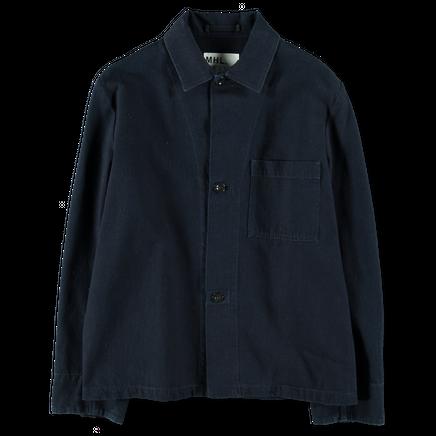 MHL 3 Button Yarn Dye Jacket