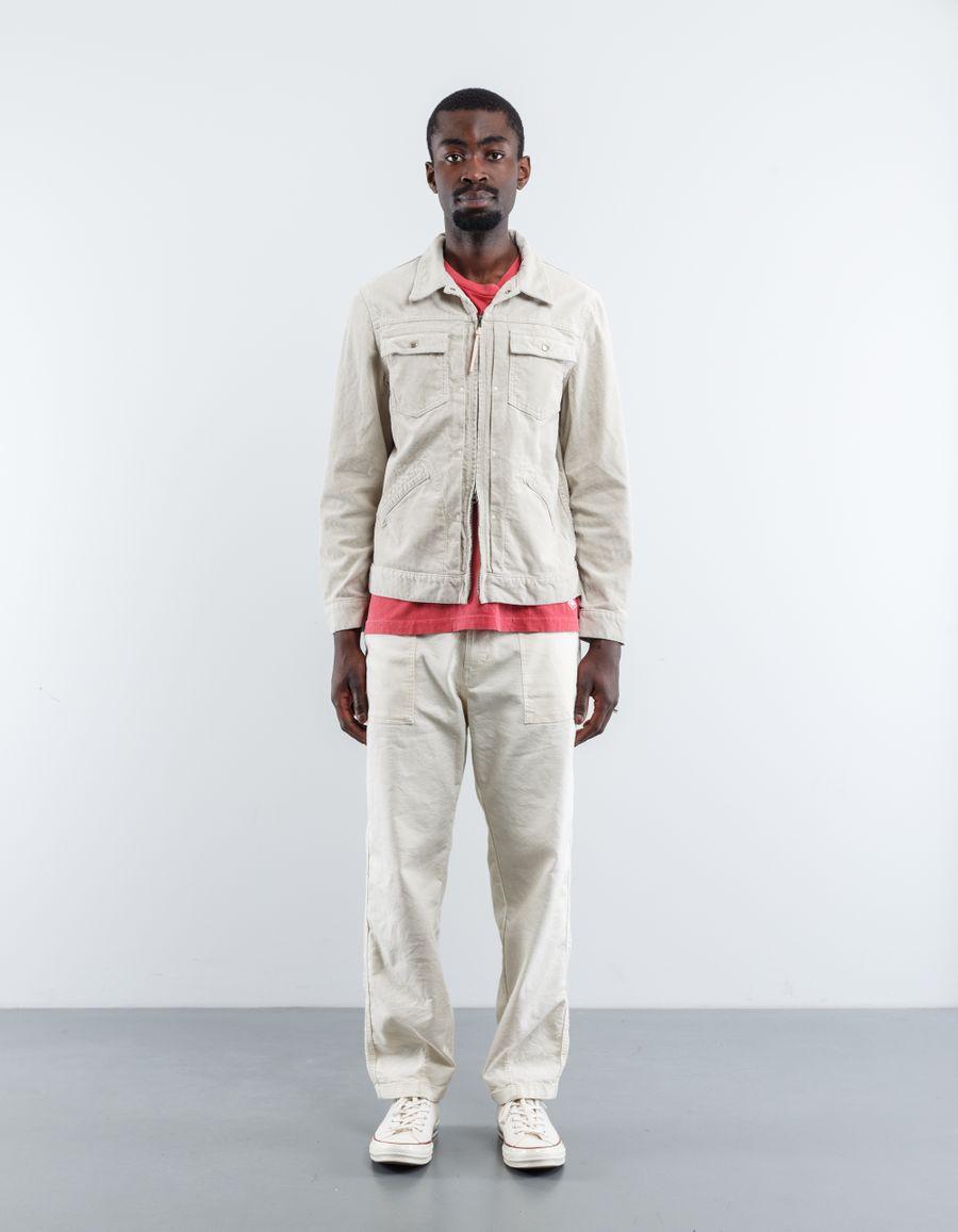 Battenwear Zip Trucker Cord Jacket