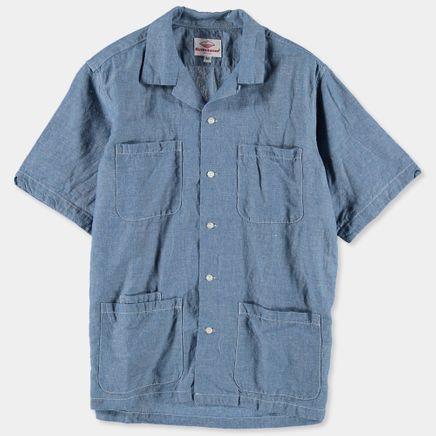 Five Pocket Island Shirt