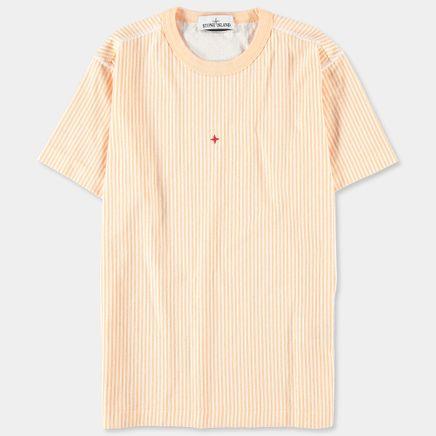 6815233X2 V0081 Marina Stripe T-Shirt