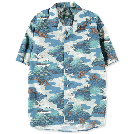 Print S/S Camp Shirt