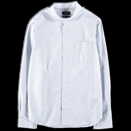 Alejandro Korean Collar Shirt
