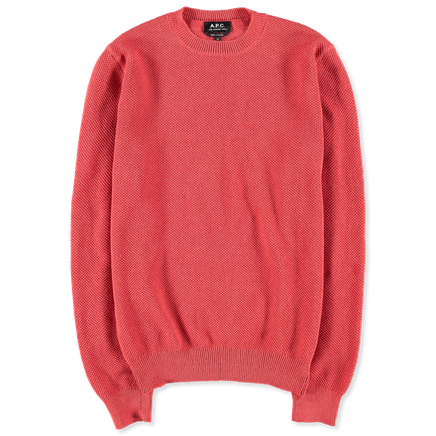 Edouard Cotton Knit CN Sweat