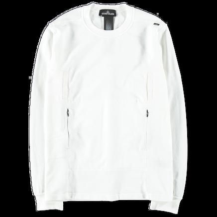 681960107 V0099 Zip Pocket Sweatshirt