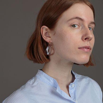 Waved Earring S