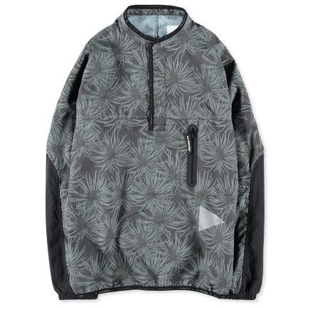 Pine Printed Vent Pullover