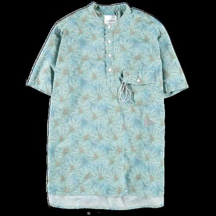 Printed Ox SS Overshirt