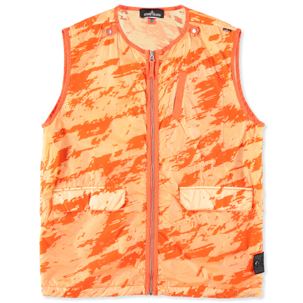 6819G0103 V0032 Lucid Flock Drop Pocket Vest