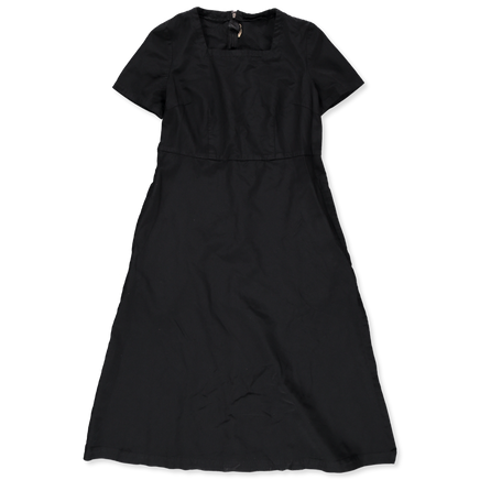 Garment Dyed Dress