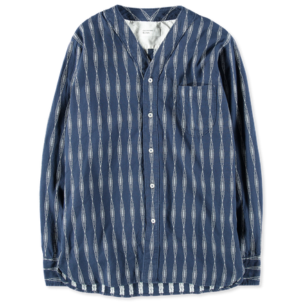 Congo Stripe V-Neck Shirt