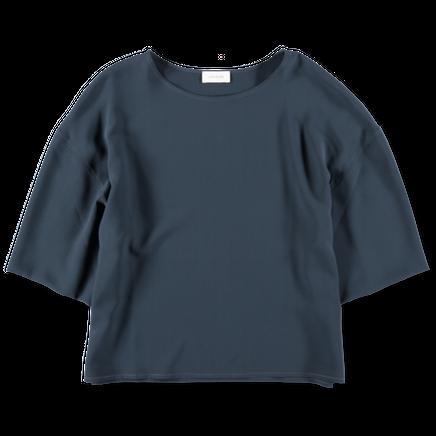 Silk Crepe Tee Shirt