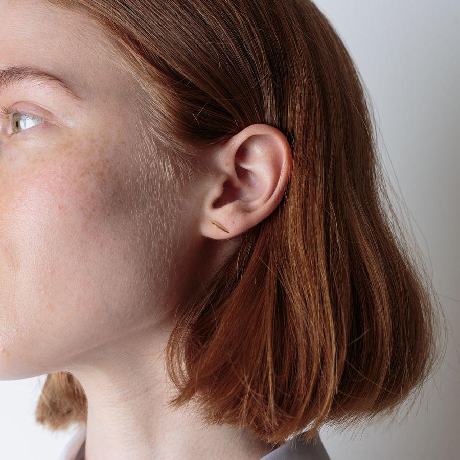 Scale Earring