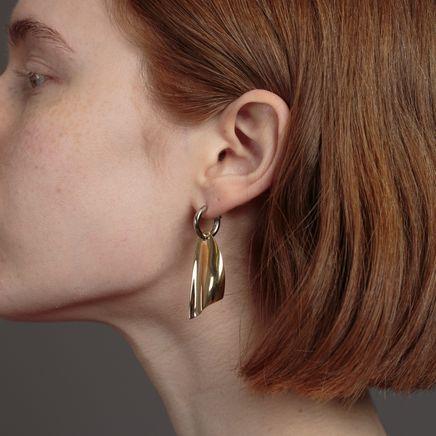 Mele Hoop Earring