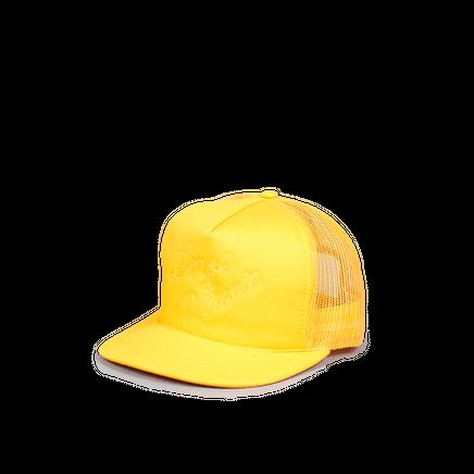Emb Mesh Trucker Cap