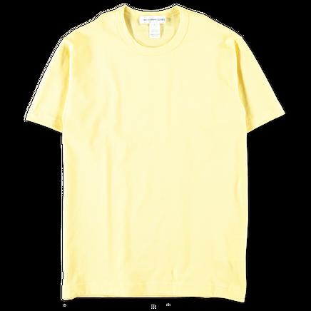 Basic S/S T-Shirt Yellow