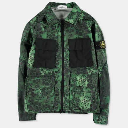 Alligator Camo Lt Tela Jacket - 6815454E2