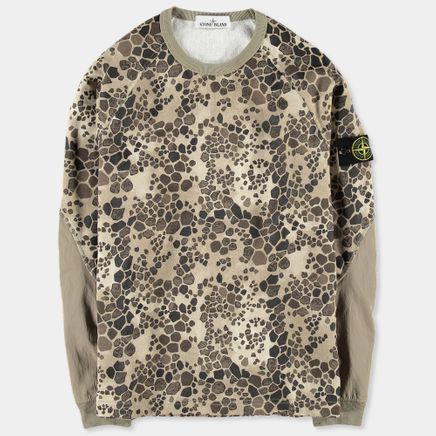 Alligator Camo Sweatshirt - 6815636E4
