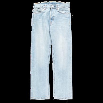 Crop Straight Jean