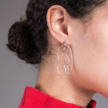 Reflection Earrings