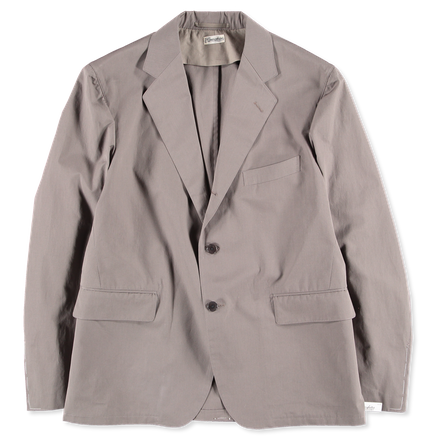 Tailored Cotton Jacket