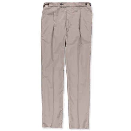 Tailored Cotton Gym Pant
